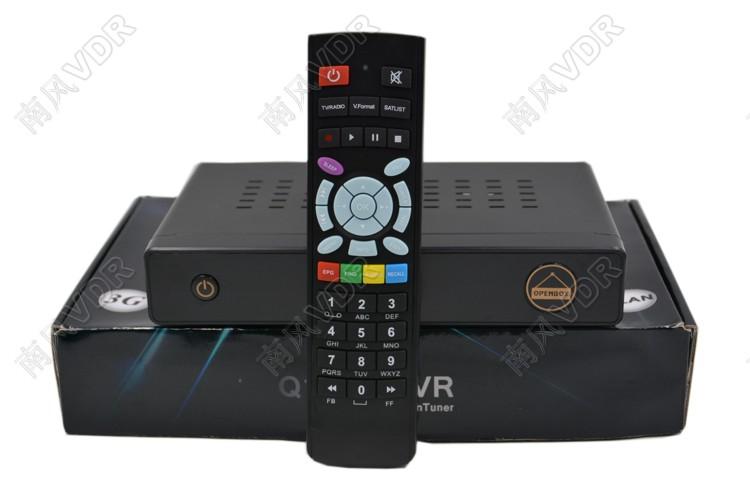 双高频头双信号输入接收机中文版openbox q10,阿里全新cpu画质亮丽,2g